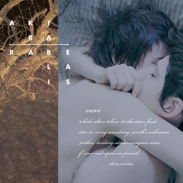 AKIRA RABELAIS | CXVI (Boomkat Editions) – 2xLP