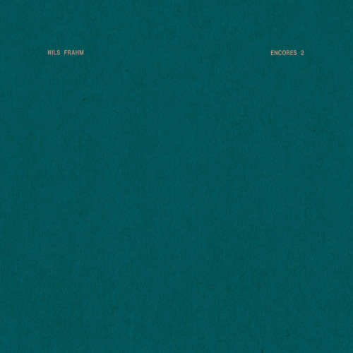 NILS FRAHM | Encores 2 (Erased Tapes Records) - LP