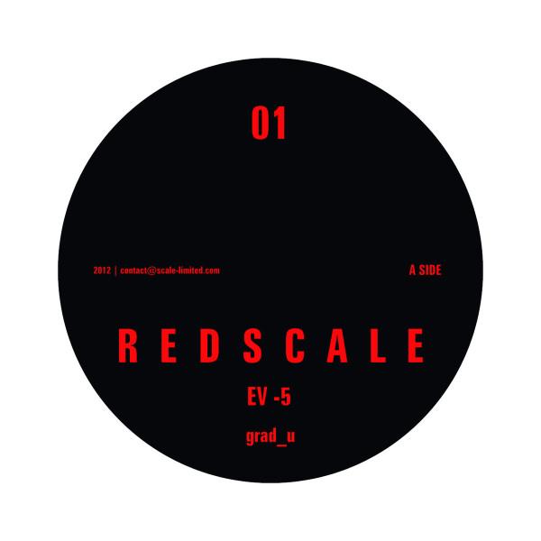 GRAD_U | Redscale 01 (Redscale) – EP