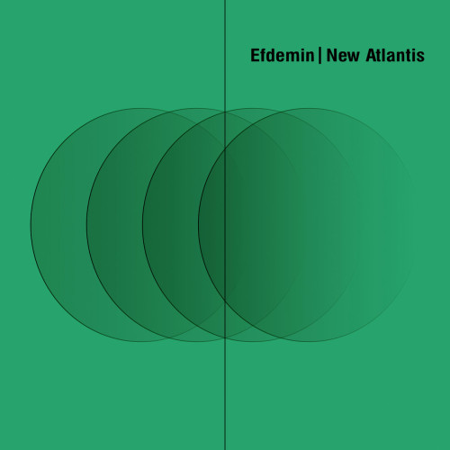 EFDEMIN | New Atlantis (Ostgut Ton) - CD/2xLP