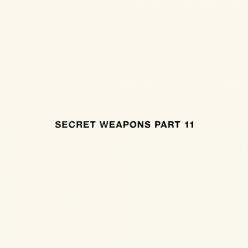 Secret Weapons Part 11 | VARIOUS ARTISTS (Innervisions) - 4xLP