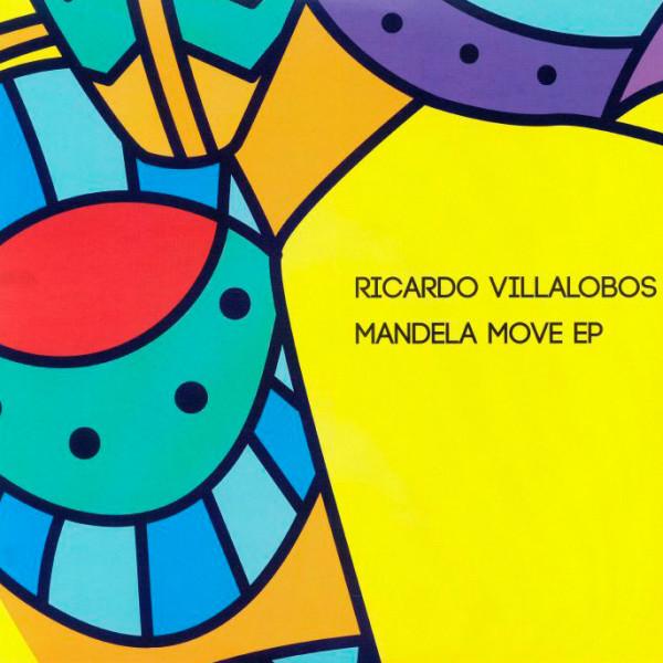 RICARDO VILLALOBOS | Mandela Move EP (Deset) – 2xEP