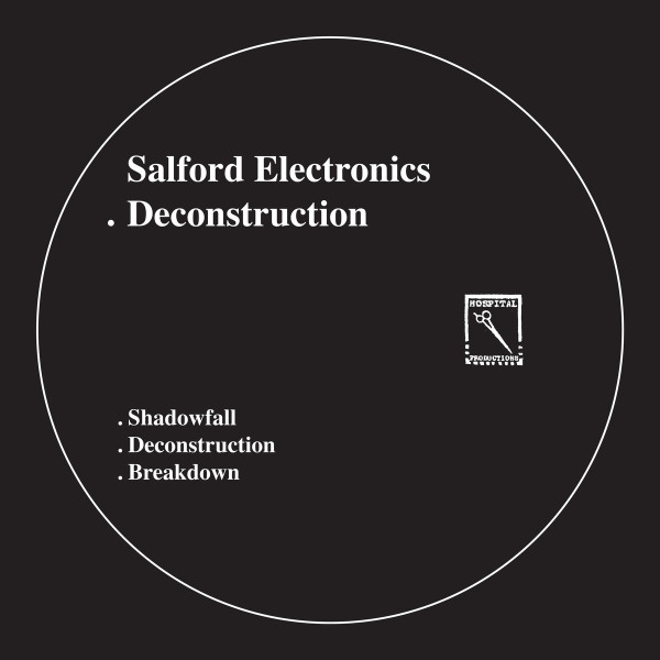 SALFORDS ELECTRONICS | Deconstruction (Hospital Productions) – EP