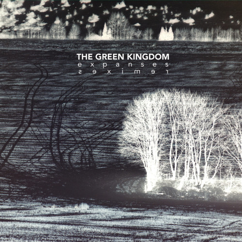 THE GREEN KINGDOM | Expanses Remixes (Dronarivm) - CD