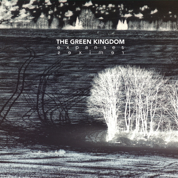 THE GREEN KINGDOM | Expanses Remixes (Dronarivm) – CD