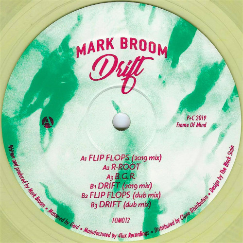 MARK BROOM | Drift (Frame Of Mind) - EP