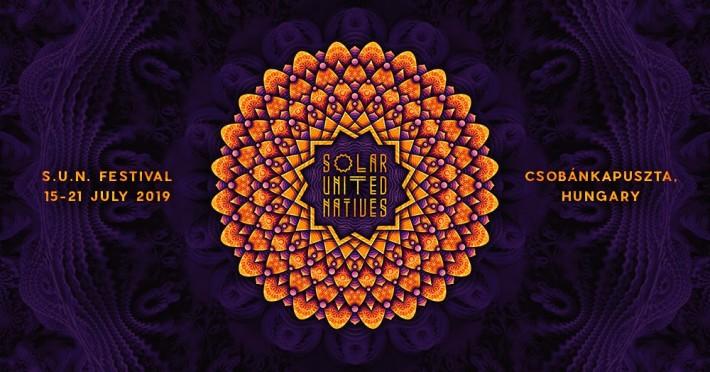 MIZOO - SUN Festival 2019 (Ultimae Records)