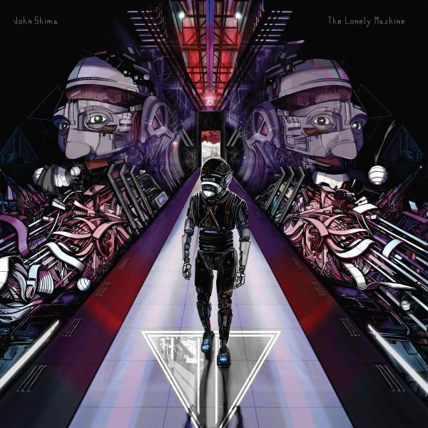 JOHN SHIMA | The Lonely Machine (FireScope Records) – 2xLP