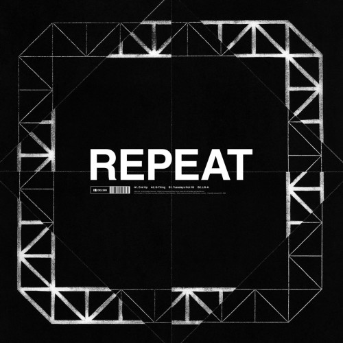 REPEAT | Repeats (Delsin Records) - 2xLP