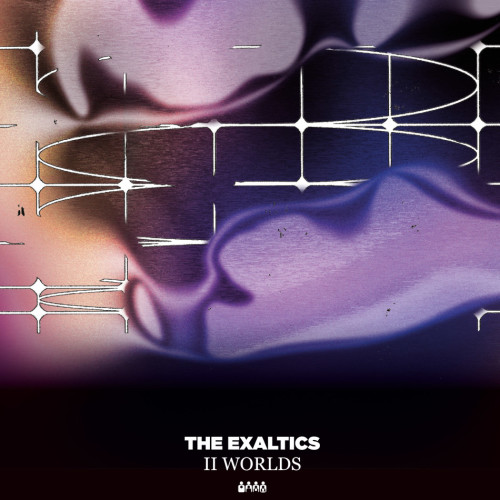 THE EXALTICS | II Worlds (Clone West Coast Series) - 2xLP