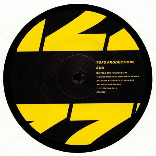 TOFU PRODUCTIONS | Soa (Perlon) - EP