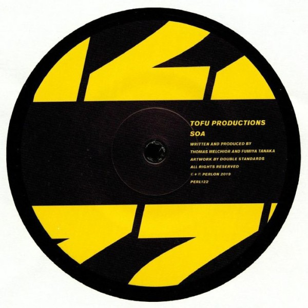 TOFU PRODUCTIONS | Soa (Perlon) – EP