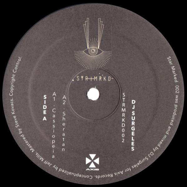 DJ SURGELES | Star Marked 002 (EP)