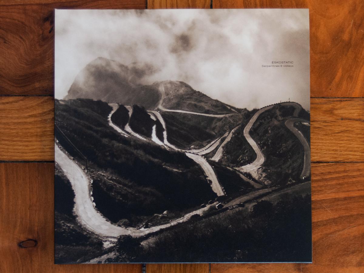 Eskostatic Serpentines Amp Valleys Ultimae Records 2xlp