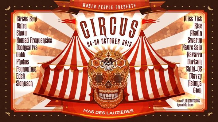MIZOO - Circus 2019