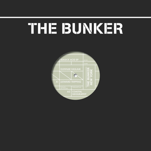 GUNNAR HASLAM | Seasick Acid (The Bunker New York