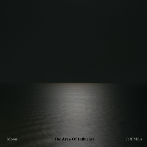 JEFF MILLS | Moon - The Area Of Influence (Axis Records) - 2xLP