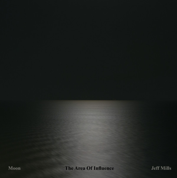 JEFF MILLS | Moon – The Area Of Influence (Axis Records) – 2xLP