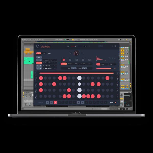 PLAYBEAT | The Creative Groove Randomizer (Audiomodern)
