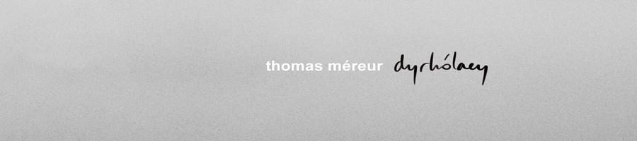 THOMAS MÉREUR Dyrholaey CD