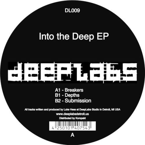 LUKE HESS | Into The Deep (DeepLabs) - EP