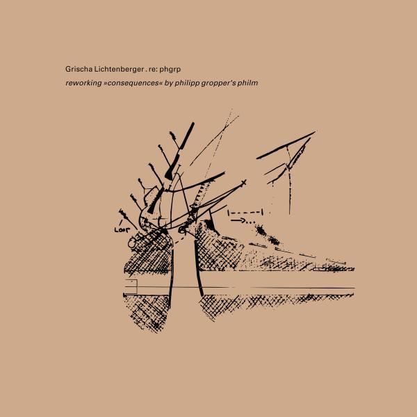 GRISCHA LICHTENBERGER | Re: Phgrp (Raster) – CD