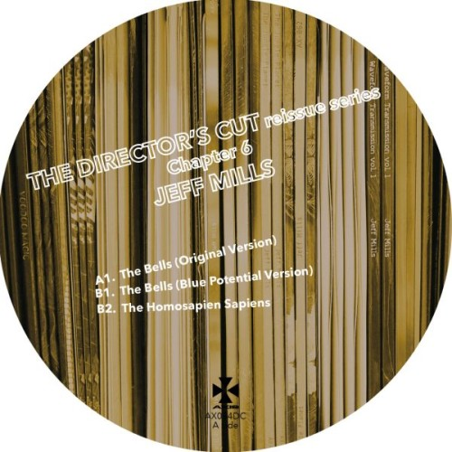 JEFF MILLS | The Director's Cut Chapter 6 (Axis Records) - EP