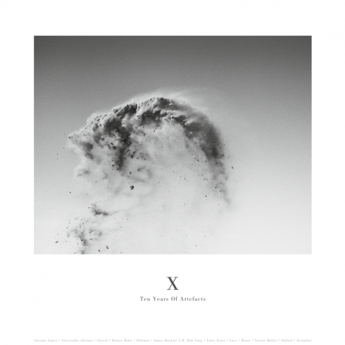 X - Ten Years Of Artefacts | VA (Stroboscopic Artefacts) - 2xLP