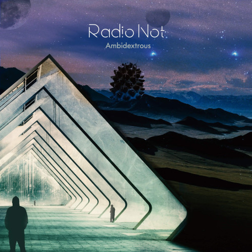 AMBIDEXTROUS | Radio Not (Fantasy Enhancing) - CD