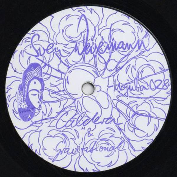 SVEN WEISEMANN | Caldera (Mojuba) – EP