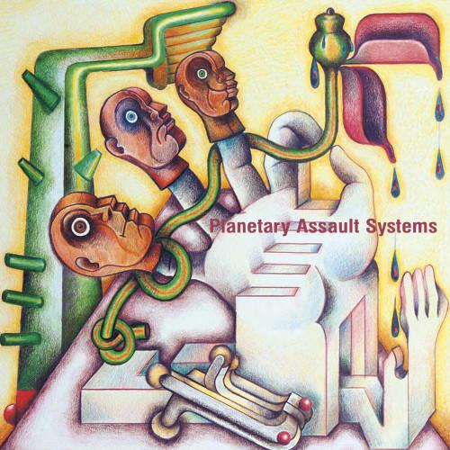 PLANETARY ASSAULT SYSTEMS | Plantae (Ostgut Ton) - 2xLP