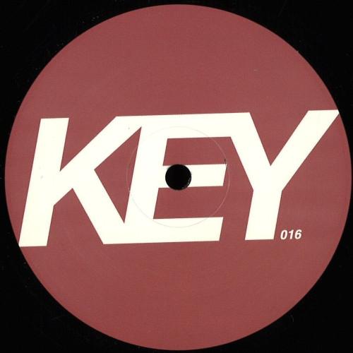 BORDER ONE | Kurtosis (Key Vinyl) - EP