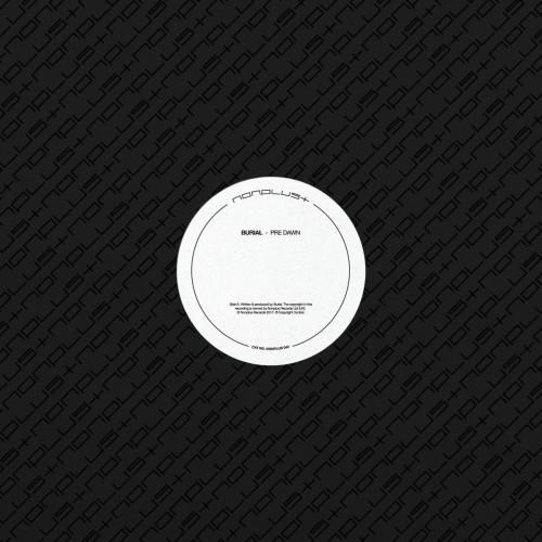 BURIAL | Pre Dawn / Indoors (Nonplus) - EP
