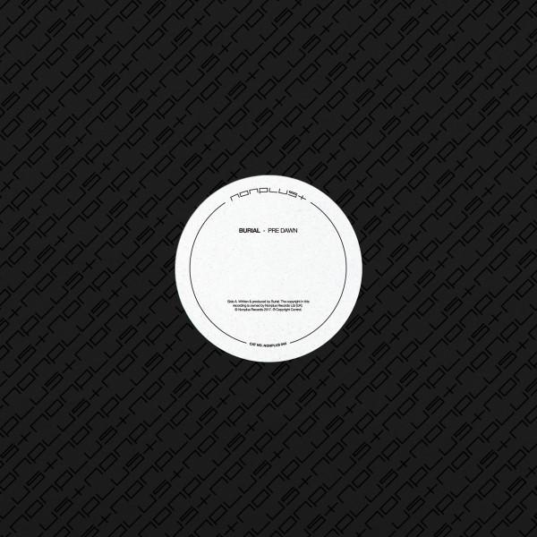 BURIAL   Pre Dawn / Indoors (Nonplus) – EP
