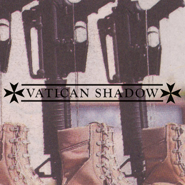 VATICAN SHADOW | Kneel Before Religious Icons – LP