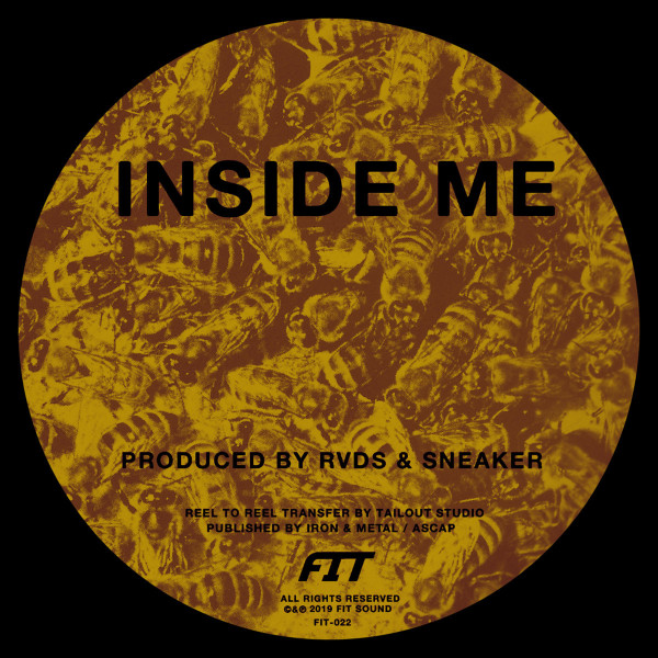 Inside Me / Geist Bahn | Various Artists (Fit Sound) – EP
