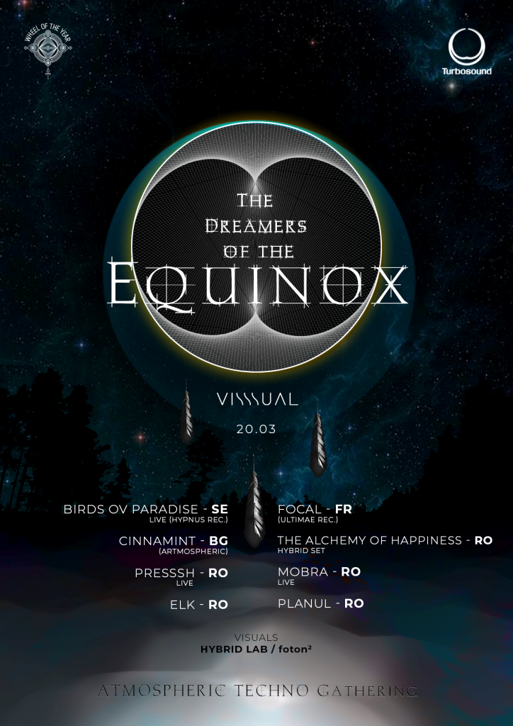 The Dreamers of the Equinox brasov Romania