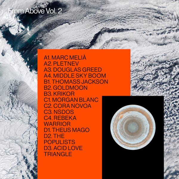 From Above Vol. 2 | Various Artists (Lumière Noire) – 2xLP