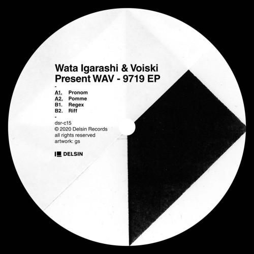 WATA IGARASHI & VOISKI Present WAV | 9719 (Delsin) - EP