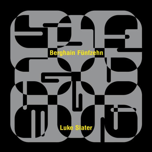 LUKE SLATER | Berghain Fünfzehn (Ostgut Ton) - 2xLP