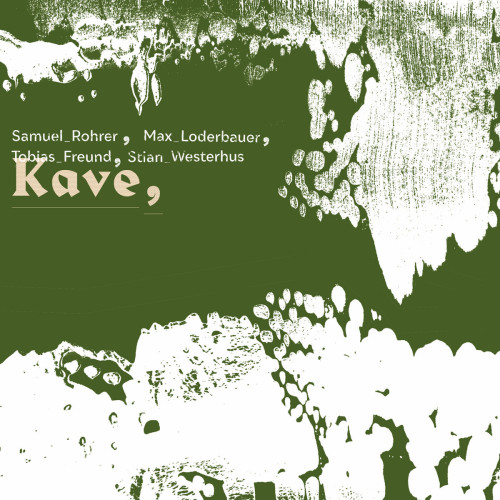 Kave - VARIOUS ARTISTS (Arjunamusic) - LP