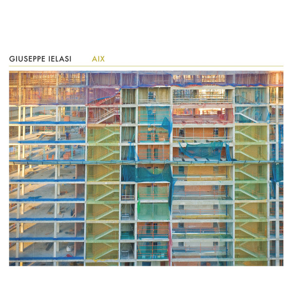 GIUSEPPE IELASI | Aix (Keplar) – LP