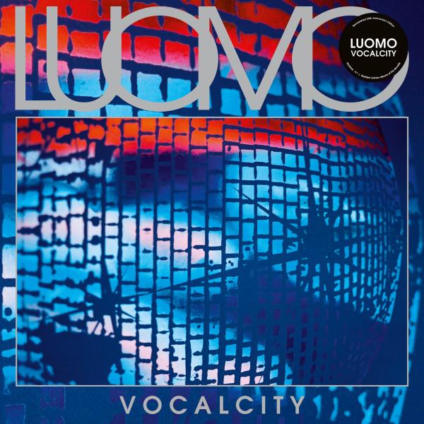 LUOMO | Vocalcity (Ripatti) – 2xLP