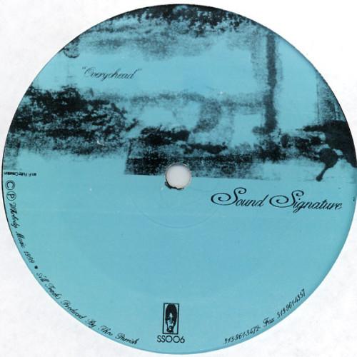 THEO PARRISH | Overyohead (Sound Signature)