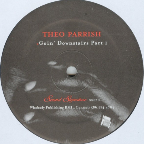 THEO PARRISH | Goin' Downstairs (Sound Signature)