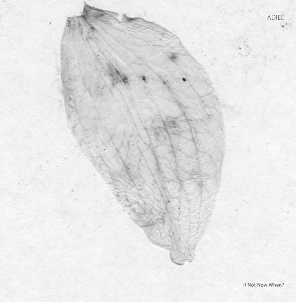 ADIEL | If Not Now When? (Stroboscopic Artefacts) – EP