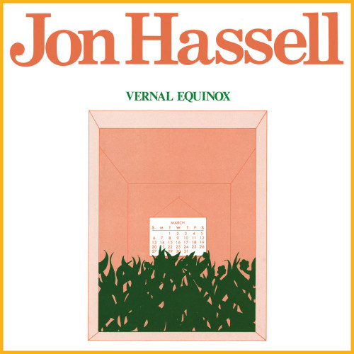 JON HASSELL | Vernal Equinox (Ndeya) - CD/LP