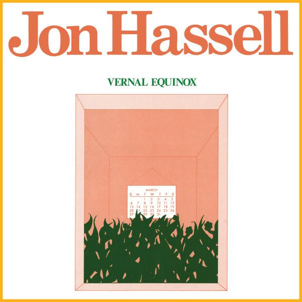 JON HASSELL   Vernal Equinox (Ndeya) – CD/LP