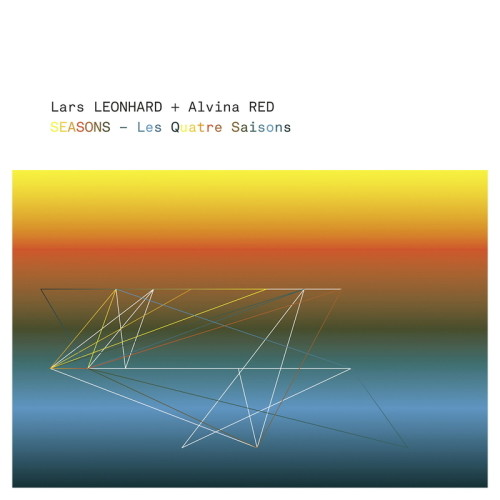 LARS LEONHARD + ALVINA RED | Seasons - Les Quatre Saisons - CD