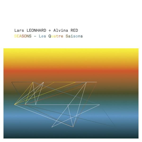 LARS LEONHARD + ALVINA RED   Seasons – Les Quatre Saisons – CD